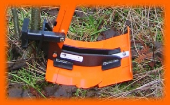 The bigfoot accessory will help in removing buckthorn and other problem plants